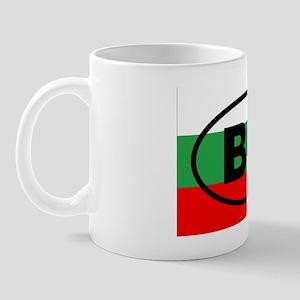 Bulgaria - BG - European Mug