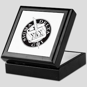 SDX Keepsake Box