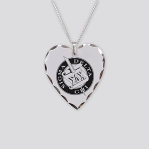 SDX Necklace Heart Charm