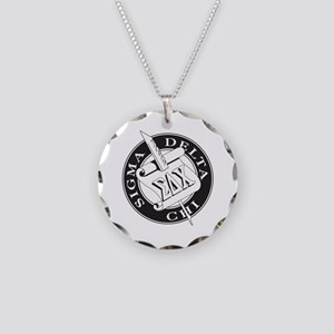 SDX Necklace Circle Charm