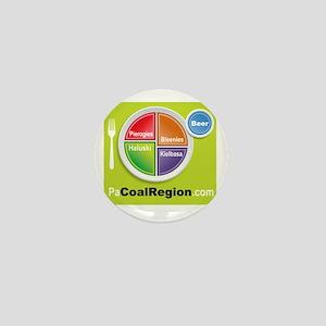 Coal Region Food Groups Mini Button