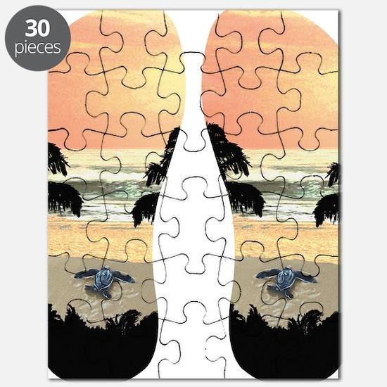 FLIP FLOP TURTLE TROPIC Puzzle