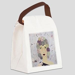 Phenomenal Woman Canvas Lunch Bag