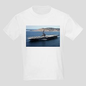 CV 16 Ship's Image Kids Light T-Shirt