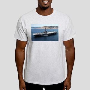 CV 16 Ship's Image Light T-Shirt