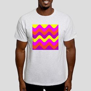 Kute Kandy Karma Pink Purple Designe Light T-Shirt