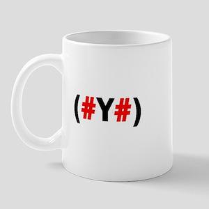 (#Y#) Mug
