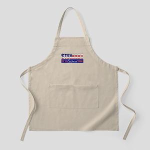 Political Humor Stewart Colbert BBQ Apron