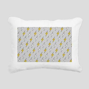 Bolts Rectangular Canvas Pillow