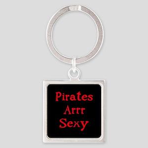 Pirates Arrr Sexy Keychains