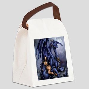 459_ipad_case Canvas Lunch Bag