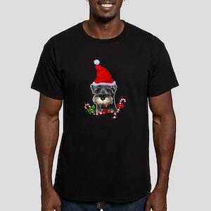 Miniature Schnauzer Christmas T-Shirt