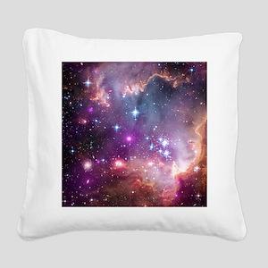 SMC Square Canvas Pillow
