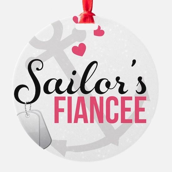 Sailors Fiancee Ornament