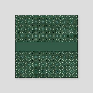 "countrydiamonds3 Square Sticker 3"" x 3"""