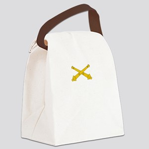 Call for Artillery Canvas Lunch Bag
