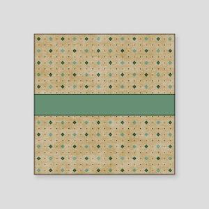 "countrydiamonds1 Square Sticker 3"" x 3"""
