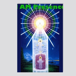 I AM Presence Postcards (Package of 8)