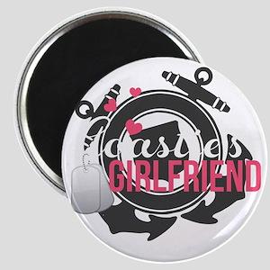 Coasties Girlfriend Magnet