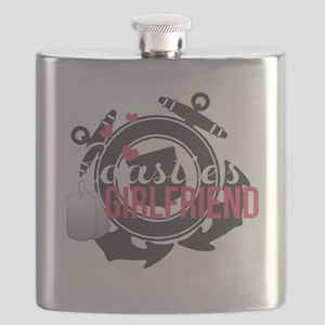 Coasties Girlfriend Flask