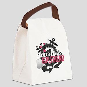 Coasties Girlfriend Canvas Lunch Bag