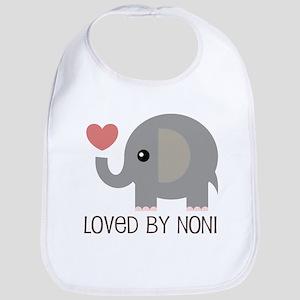 Loved by Noni Baby Bib