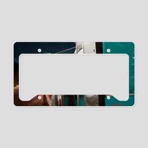matryoshka48 License Plate Holder