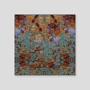 Rustic Rock Lichen Texture Sticker