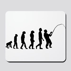 Fishing Evolution Mousepad