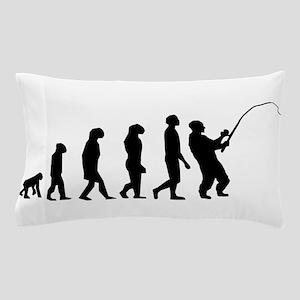 Fishing Evolution Pillow Case