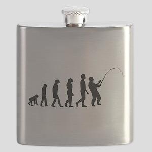 Fishing Evolution Flask