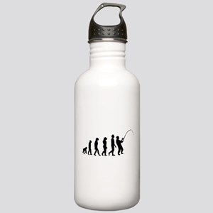 Fishing Evolution Water Bottle