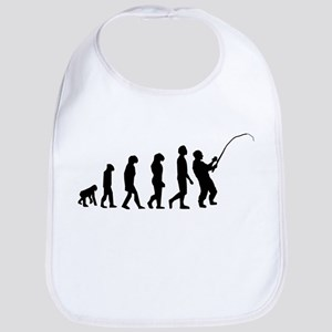 Fishing Evolution Bib
