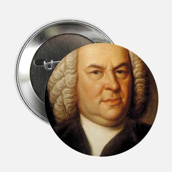 "Johann Sebastian Bach 2.25"" Button"