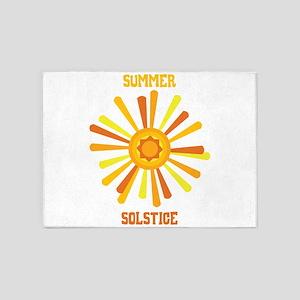 Summer Solstice 5'x7'Area Rug