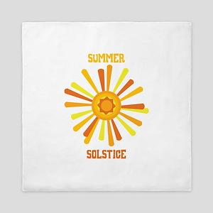 Summer Solstice Queen Duvet