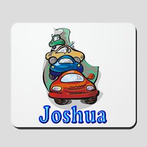 Joshua Cars Mousepad