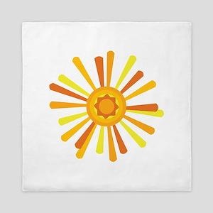 Summer Sun Queen Duvet