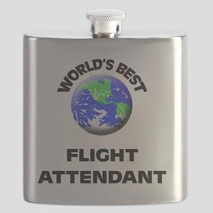 World's Best Flight Attendant Flask