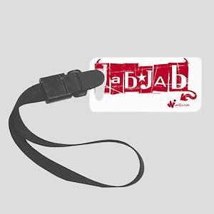 Jab Jab Small Luggage Tag