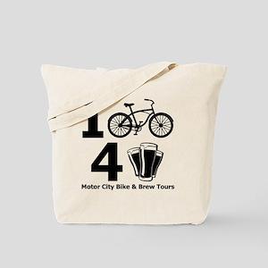 I Bike 4 Beer Tote Bag