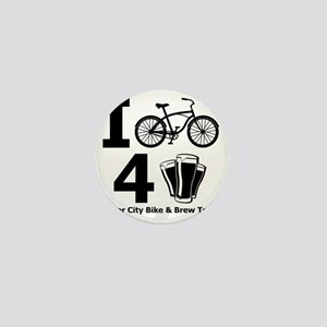 I Bike 4 Beer Mini Button
