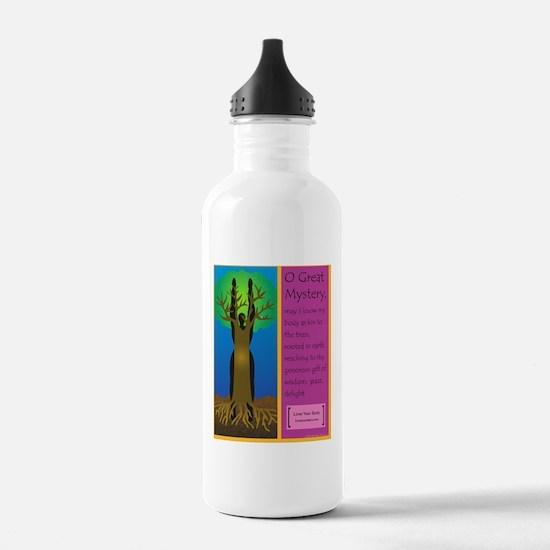 O Great Mystery Water Bottle