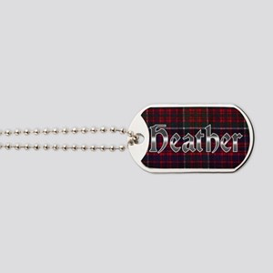 heather Dog Tags