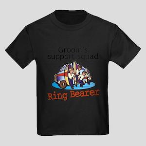 Grooms Squad Ring Bearer T-Shirt