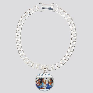 Egyptian ladies png final Bracelet