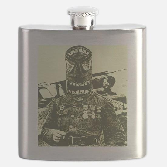 tikimask man 2 Flask