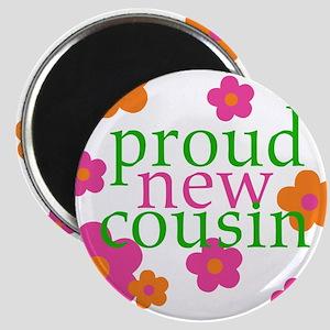 proud new cousin-girl Magnet