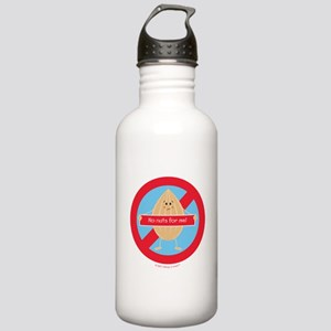No nuts for me! by all Stainless Water Bottle 1.0L