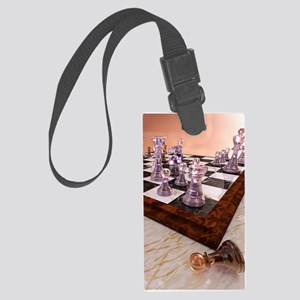 A Game of Chess Luggage Tag